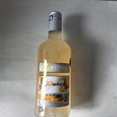 Boisson aromatisée à base de vin Blanch Punch VINS ET FRUITS
