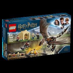 LEGO® Harry Potter - Magyar à pointes du Tournoi des Trois Sorciers -75946 - Dès 8 ans
