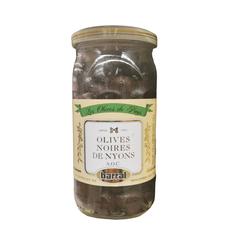 37cl olives noires de nyons aoc barral EPICURE Sélection