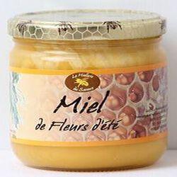 Miel de fleurs d'été, 500g