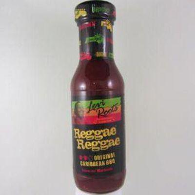 Sauce barbecue REGGAE,290g