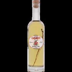 Liqueur de Génépi 1821 40° DOLIN, bouteille 70cl