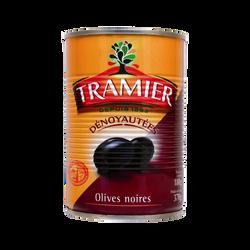Olives noires confite dénoyautées TRAMIER, 180g