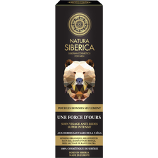 Soin visage anti-rides super intensif une force d'ours NATURA SIBERICA, 50ml