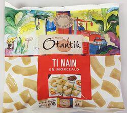 Banane ti-nain/poyo surgelé OTANTIK, sachet de 600G