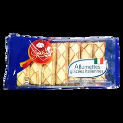 Allumettes Italiennes glacées SEREBIS, 200g