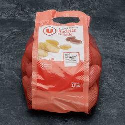 Pomme de terre Franceline, de consommation à chair ferme, U, cal.35/55mm, cat.1, France, girsac 2,5kg