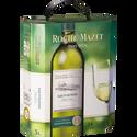 Roche Mazet Vin Igp De Pays Blanc D'oc Sauvignon, , Fontaine À Vin De 3litres