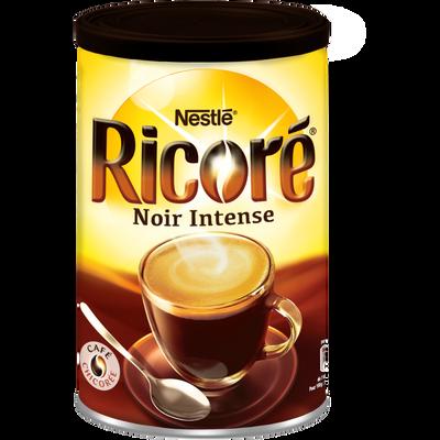 Ricoré café soluble noir intense NESTLE, pot de 240g