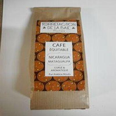 CAFE TORREFACTION DE LA BAIE NICARAGUA CORSE 0.250G