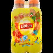 Lipton Lipton Ice Tea Pêche, 4x50cl