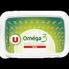 Matière grasse allégée 54% de mg Oméga 3 et vitamine E U, 500g