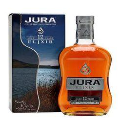 Single Malt Scotch Whisky JURA Elixir 12 Years 70cl 46%vol