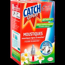 Recharge anti-volants liquide parfumée pour diffuseur électrique CATCH, x45 nuits