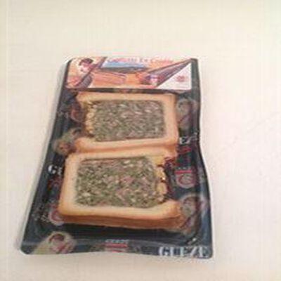caillette en croute x 2 tranches gueze