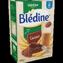 Blédina Blédine Cacao Dès 6 Mois , 400g