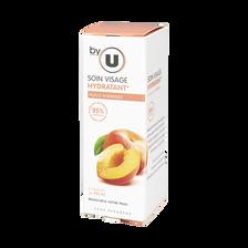 Soin pour le visage hydratant BY U, tube de 50ml