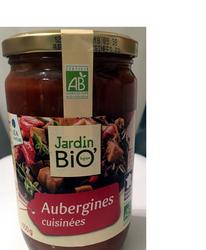 JB Aubergines cuisinées