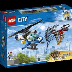 LEGO® City - Le drone de la police - 60207 - Dès 5 ans