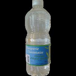 Vinaigre d'alcool incolore 8° biologique, CHARENTAISE, bouteille de 1litre