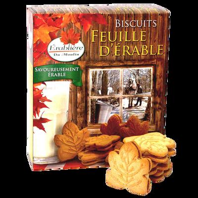 Biscuits feuille d'érable, paquet de 350g
