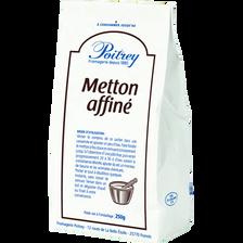 Metton au lait thermisé POITREY, 1% de MG, 250g