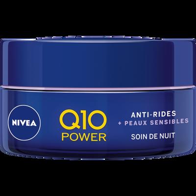 Visage Q10+ sensitive nuit NIVEA, 50ml