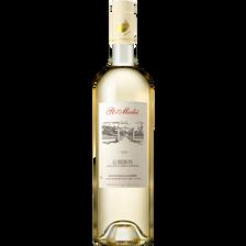 Lubéron AOP blanc DOMAINE SAINT-MEDIE, bouteille de 75cl