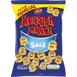 Salé MONSTER MUNCH, 135g