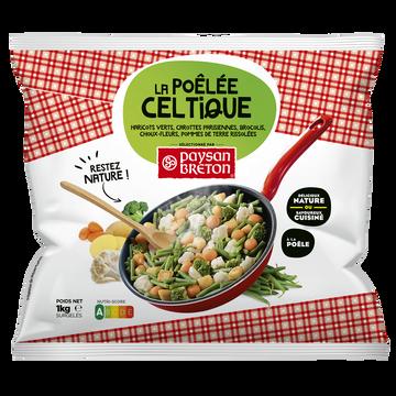Paysan Breton Poêlée Celtique Paysan Breton, Sachet De 1kg