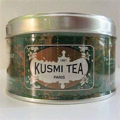 Thé vert de Chine à la menthe nanah KUSMI TEA, 125g