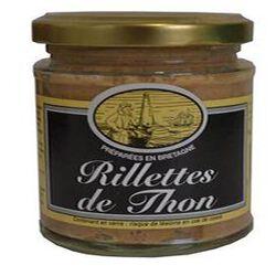 RILLETTE DE THON AU POIVRE VERT