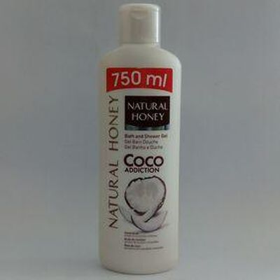 GEL DOUCHE COCO 750ML