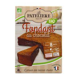 PRÉPARATION FONDANT AU CHOCOLAT BIO LA PATELIERE