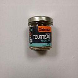 Rillettes de Tourteaux aux aromates la Sablaise 90g