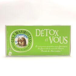Bouquet  Détox et vous