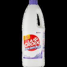 Eau de javel nettoyante jardin de lavande LACROIX plus, bidon 1,5 litre