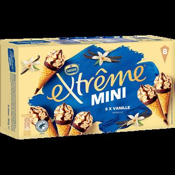 Nestlé Cône Extrême Mini Vanille, 312g