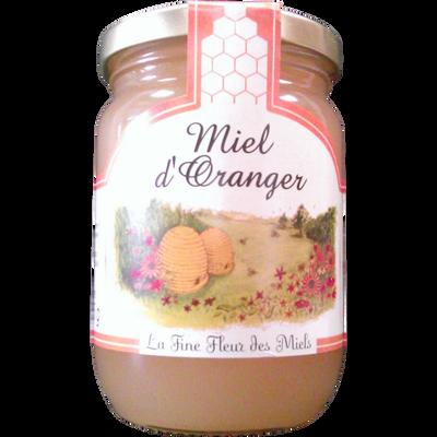 Miel d'oranger, MELLI OUEST, 375g