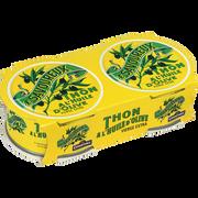 Connetable Thon À L'huile D'olive Vierge Extra Le Savoureux, Boîte 2x1/5