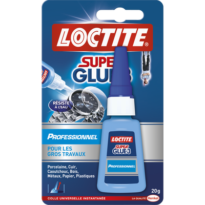 COLLE SUPERGLUE PROFESSIONNELLE 20G