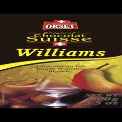 Tablette williams liquide ORSET, 100g