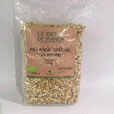 """Mélange spécial """"Gourmand"""" LE BIO DE MANON"""
