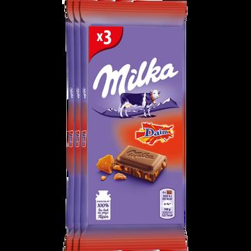Milka Daim Milka, 3x100g