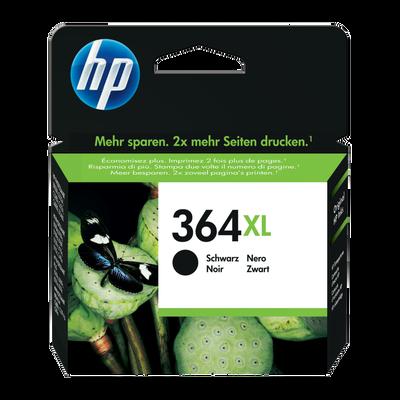 Cartouche d'encre HP pour imprimante, CB324EE magenta n°364XL, sous blister