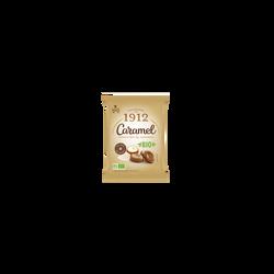 Caramel dur au lait bio TRADITION 1912 150g