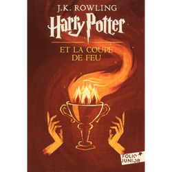 Harry Potter et la Coupe de Feu-tome 4