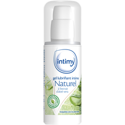 Gel lubrifiant intime naturel INTIMY 150ml