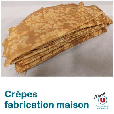CREPES FAIT MAISON X12