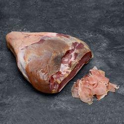 Jambon sec désossé porc IGP fermier